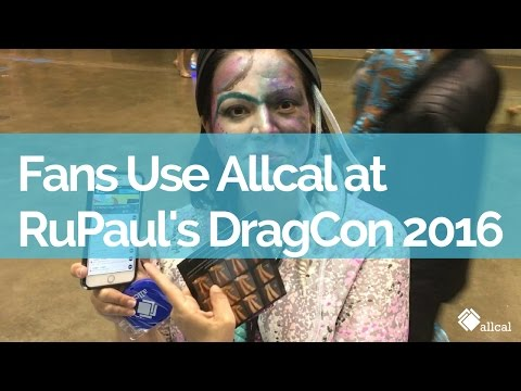 Fans React To Allcal at RuPaul's DragCon 2016