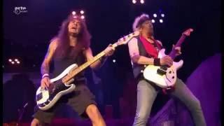 Iron Maiden - Speed Of Light (Live Wacken 2016)