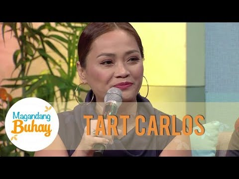 Tart Carlos tells how determined is Chad in the career he chose | Magandang Buhay