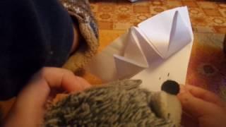 Видео Урок 24 Шляпа с мордой зайца