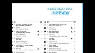 De 2000ste Nederlandse Top 40 op Radio 538