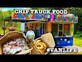 TERRYS BBQ & GRILL food truck in Port Carling, Muskoka #vanlife