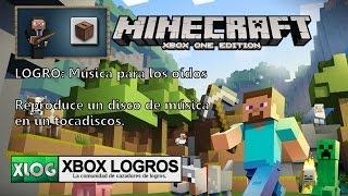 Minecraft: Xbox One Edition - Logro: Música para los oidos