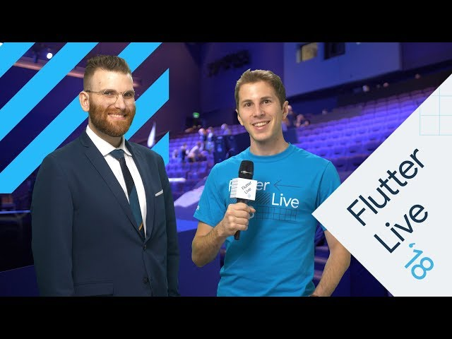 Interview With Will Larche (Flutter Live)