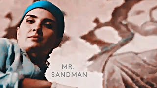 » kıvanç & tuba (mr. sandman, bring us a dream...) AU