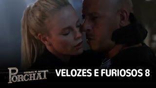 Vin Diesel e Charlize Theron falam sobre