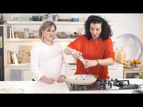 Uien donkerbruin bakken à la Nadia en Merijn - Allerhande