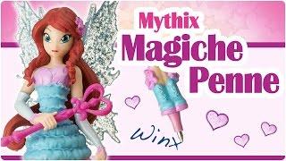 Winx Club - Scopriamo insieme le Mythix Magiche Penne!