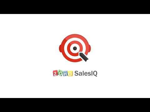 Zoho SalesIQ - Live Chat Window