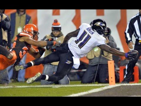 Kamar Aiken | 2015 Baltimore Ravens Highlights | HD