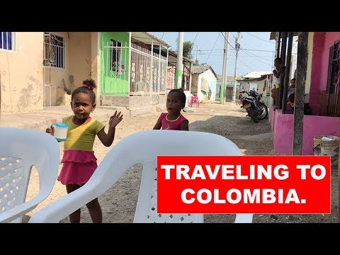 COLOMBIA SOUTH AMERICA MISSIONS TRIP 2018!!