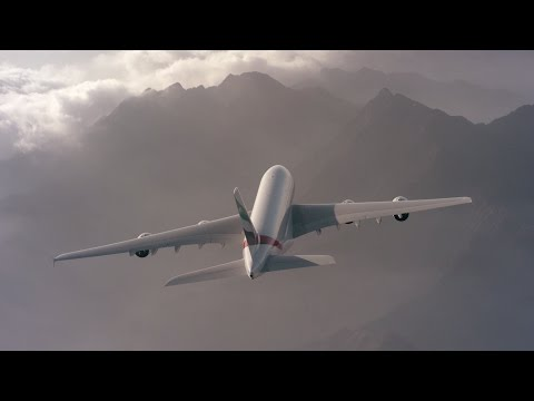 A day in the life of our Airbus A380 Fleet | Visualization | Emirates Airline