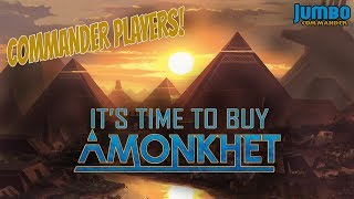 Commander Players! Buy These Top 10 Amonkhet Staples