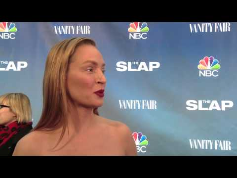 The Slap: Uma Thurman Official Premiere Interview thumbnail