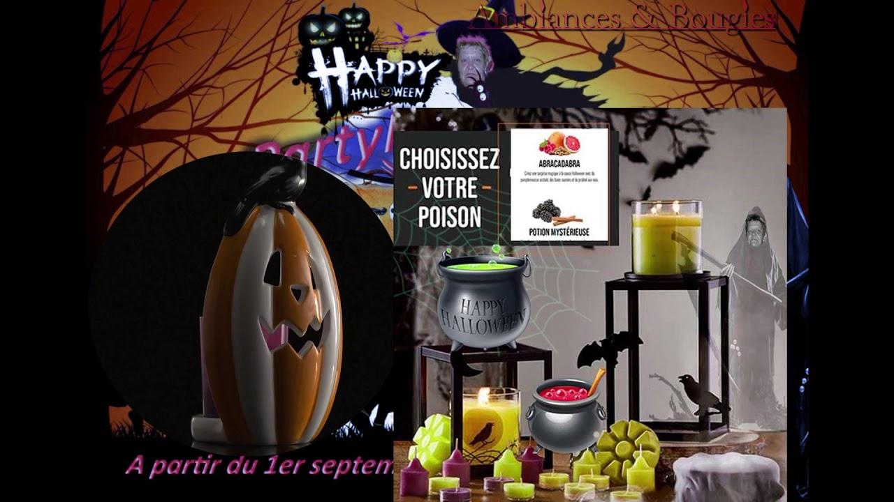 Partylite Halloween 2019