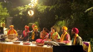 """Haryanvi Lok Geet - """"Jeeja tu Kaala"""" by Sakha Vrind - 09013663678"""