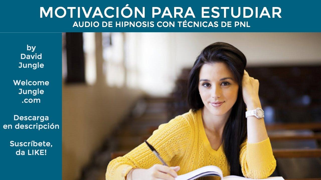 Estudiar y concentrarse hipnosis para mejorar tu - Concentrarse para estudiar ...