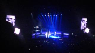 Sam Smith ft. Reuben James - Good Thing (Live) - Auckland, NZ