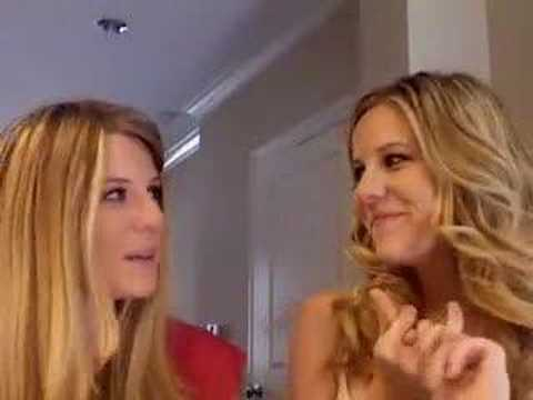 Kate and Kacey - Interview #1