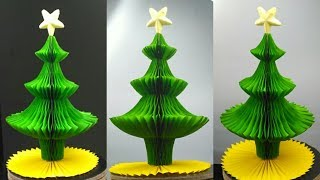 Christmas Tree Making | Christmas Tree DIY | Christmas Crafts | Christmas Tree Craft