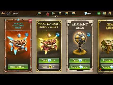 Dungeon Hunter 5 Server 3 Wc Chest Opening And Bonus10