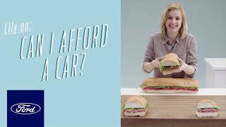 Creating a Budget: Can I Afford a Car? | Auto Finance 101 | Ford thumbnail