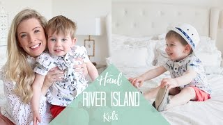 RIVER ISLAND KIDS HAUL WITH CHANNEL MUM | KATE MURNANE