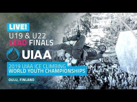 Oulu, Finland l Lead Finals (U19's & U22's) l 2019 UIAA World Youth Championships
