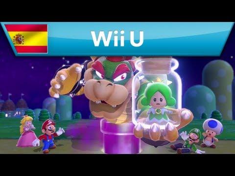 SUPER MARIO 3D WORLD - Tráiler (Wii U)