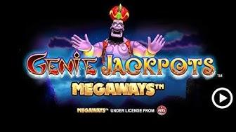 Genie Jackpots BIG WIN on 4euro bet - Casino Games from LIVE stream