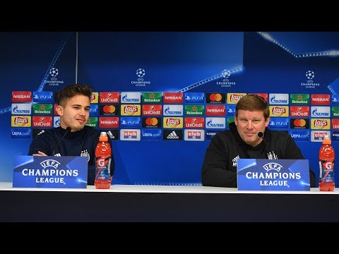 Press conference ahead of RSCA - Bayern
