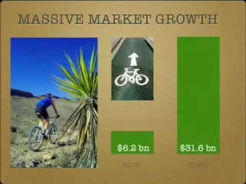 John Burke: the Al Gore of the bike trade?