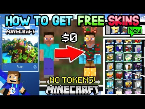 How To Get CUSTOM FREE SKINS On Minecraft PS4 Bedrock Edition 2020 Glitch (Minecraft PS4 BEDROCK)