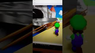 Mario 64 but in roblox test
