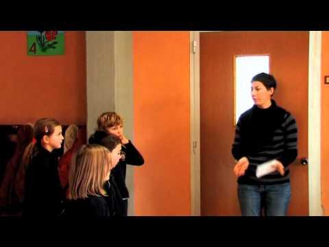 Lezione sull'Orientamento Scuola Primaria