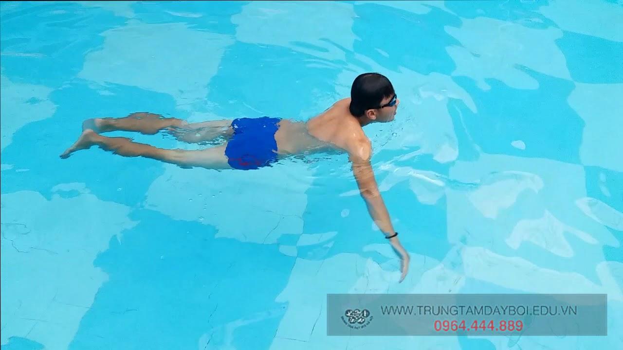 Dạy Bơi Cho Người Lớn – Khóa Học Bơi Cấp Tốc Trong 5 Giờ Thành Thạo