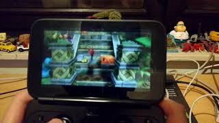 GPD Win: Crash Bandicoot N.Sane Trilogy