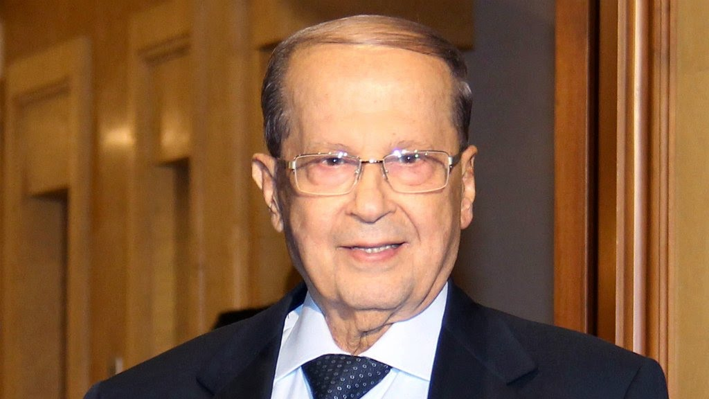More On Ending Stalemate >> Lebanon: Veteran politician Michel Aoun elected as president, ending two-year stalemate - YouTube