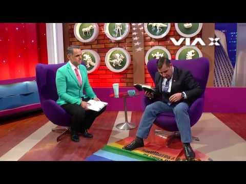 Ataque homofóbico del Pastor Soto contra José Miguel Villouta