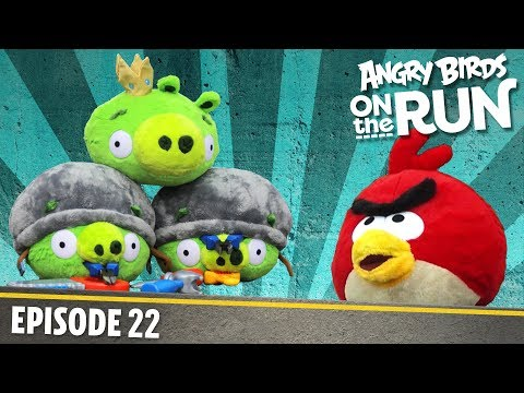 Angry Birds on The Run | The Final Showdown - S1 Ep22 Mp3