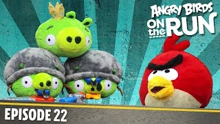 Angry Birds on The Run | The Final Showdown - S1 Ep22