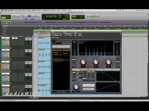 audioMIDI com Presents Slate Trigger Drum Replacer