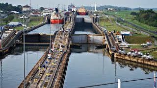 Unlocking The Mega Mover The Panama Canal (An Engineering Feat)