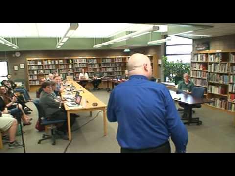 Board Meeting April 25th, 2016