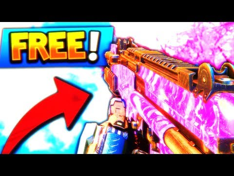 I GOT THIS DLC WEAPON FOR FREE... - Black Ops 3
