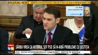 Ilie Sarbu, despre cum ar trebui sa fie viitorul sef al PSD