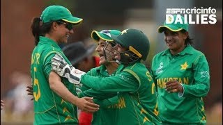 Dailies: Sana Mir stars in historic win for Pakistan