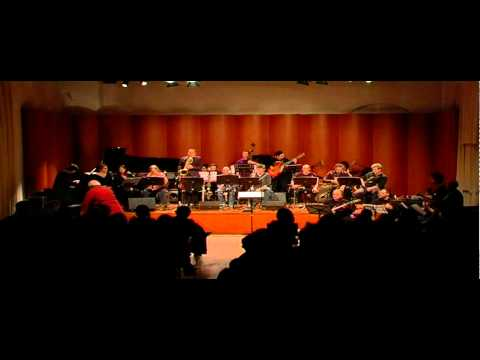 Under the Pier - Graham Collier e l'Orchestra Jazz del Conservatorio