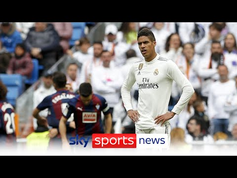 BREAKING: Raphael Varane to miss Champions League quarter-final after testing positive for Covid-19