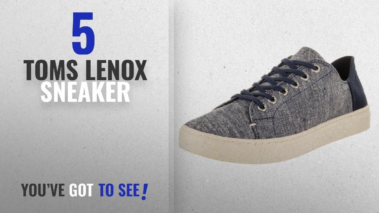ccff53f5780 Top 5 Toms Lenox Sneaker  2018   TOMS Women s Lenox Chambray Navy ...